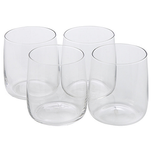 Jamie Oliver Vintage Short Glasses