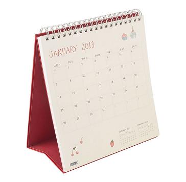 2013 Desk Calendar