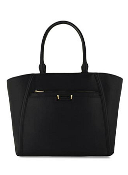 Charles + Keith Zip Shoulder Bag